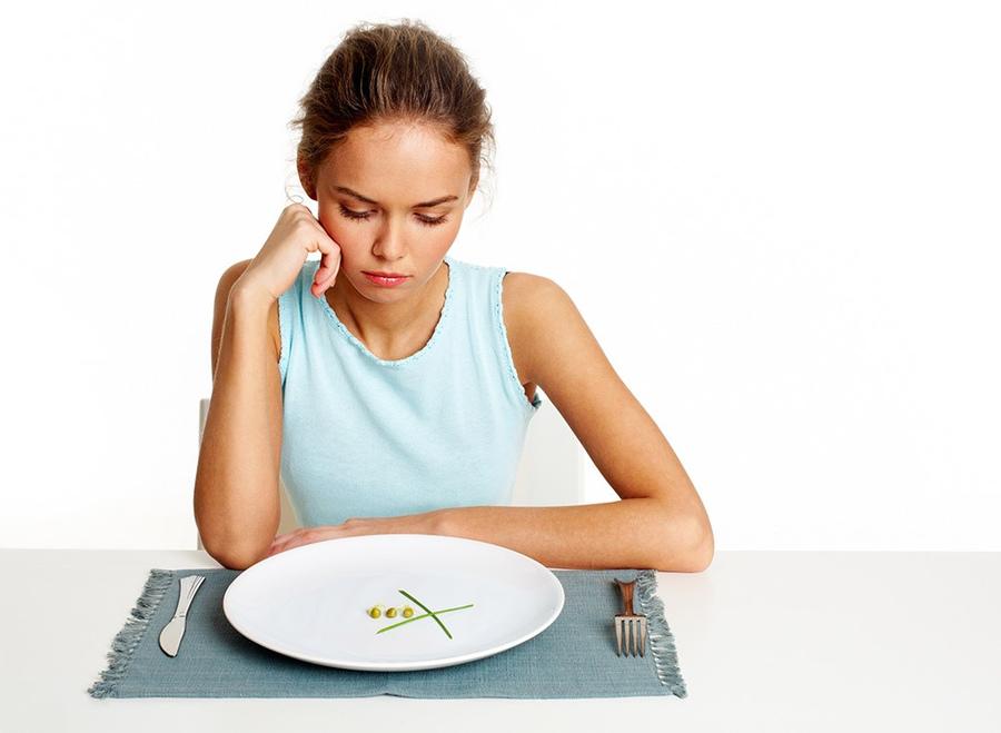 Как убрать голод без еды