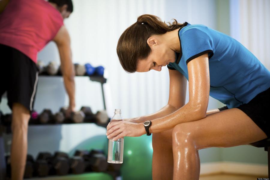Усталость перед тренировкой что делать