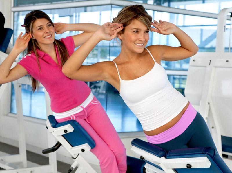 Фитнес клубы кто хочет похудеть