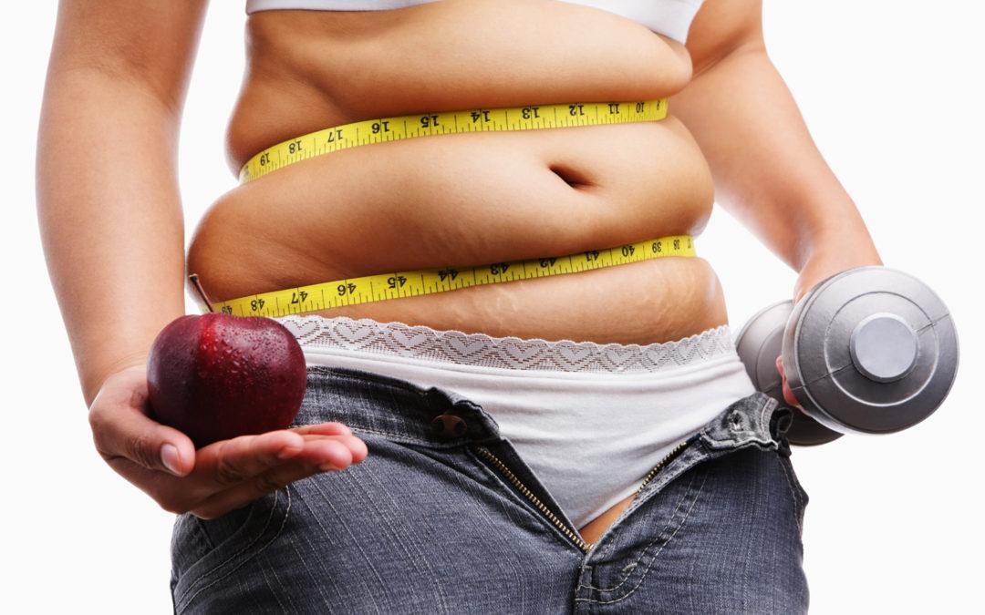 Моментальный эффект похудения