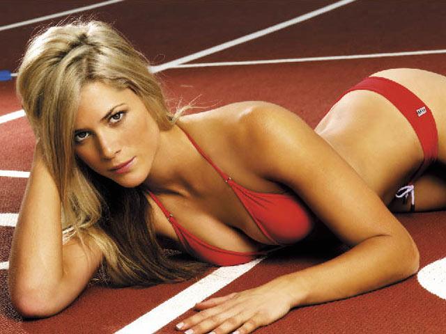 Сексуальные спортсменки девушки