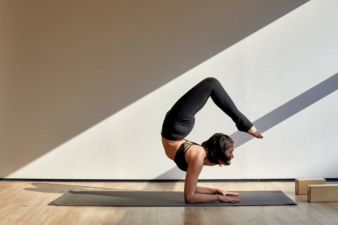 Йога гимнастика фото