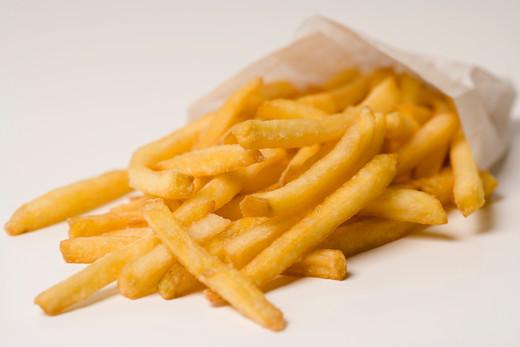 Картофель фри в домашних условиях - пошаговый рецепт с 87