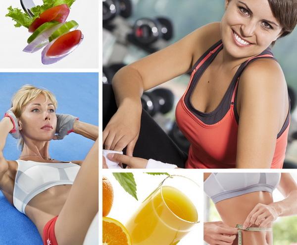 увеличить жир на животе