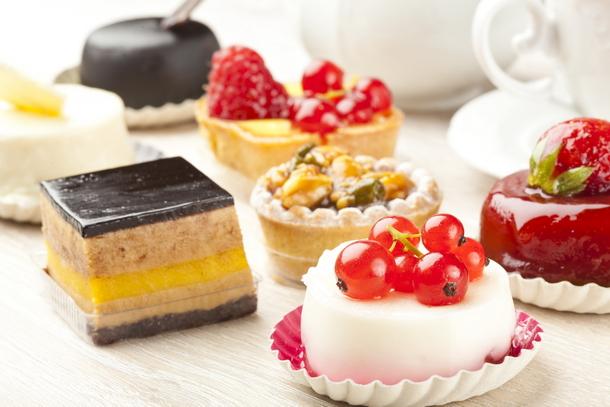 чем заменить сладости к чаю при похудении
