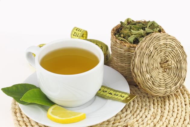 Свойства зеленого чая в диете