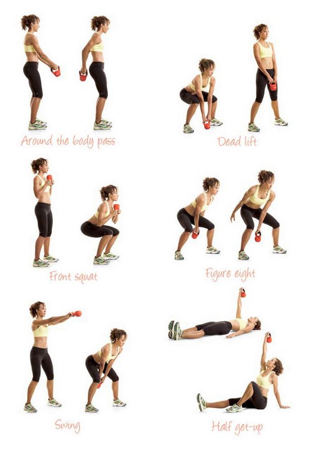 как похудеть спорт и питание