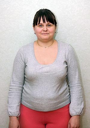 похудела на 25 кг за 2 месяца