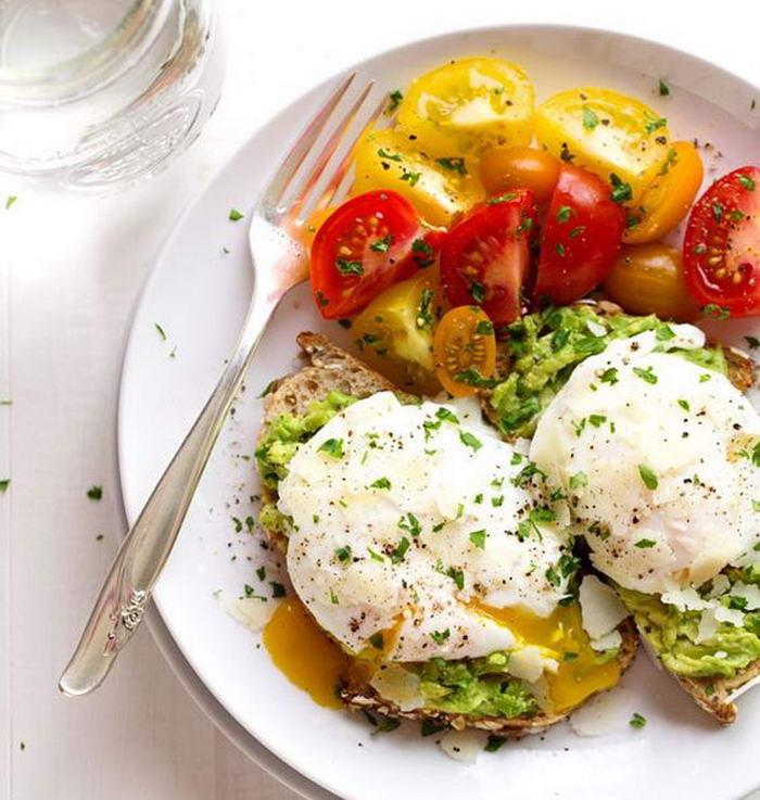 идеи рецептов вкусных и полезных завтраков