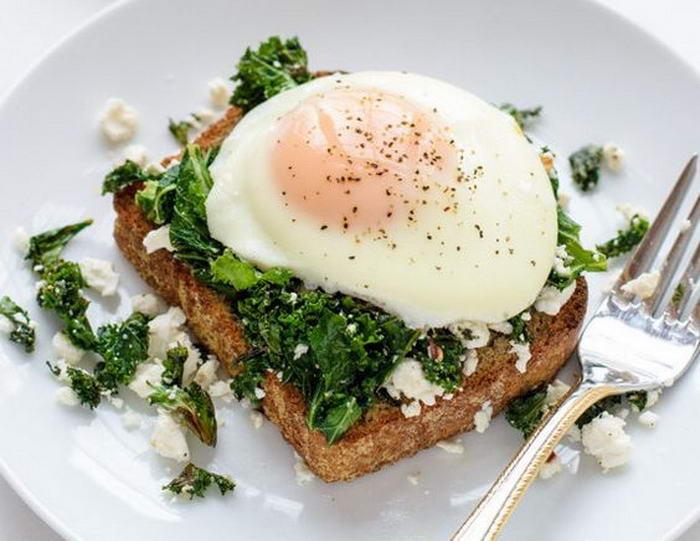 идеи завтраков правильного питания