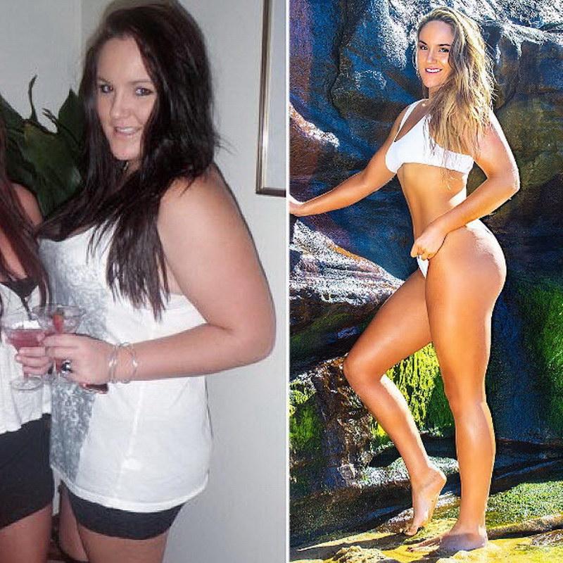 как похудеть на 35 кг
