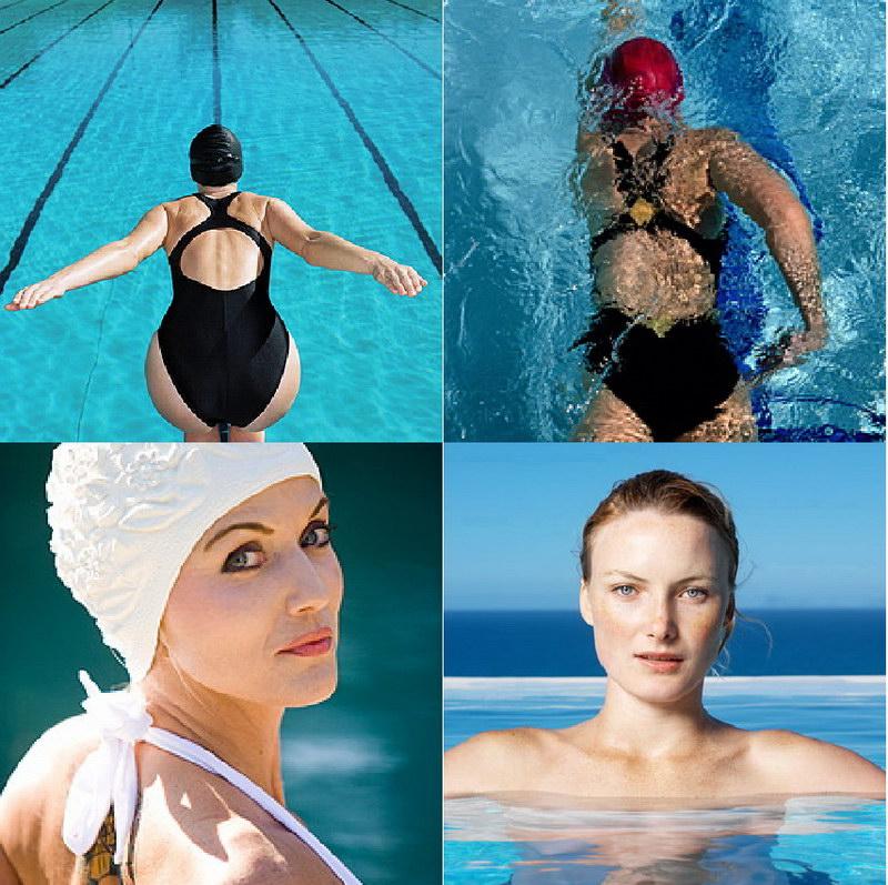 Плавание не помогает похудеть