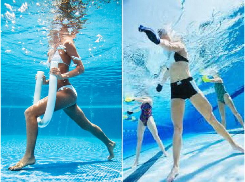 Как похудеть с помощью плавания отзывы