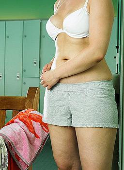 как убрать жир