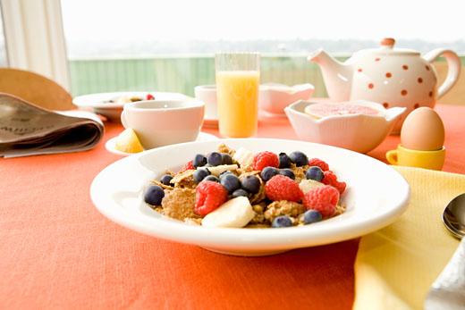 Что кушать утром