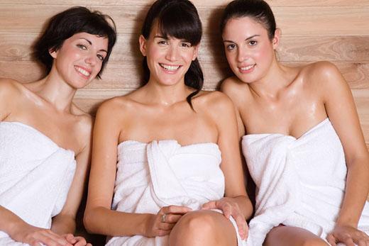 баня для красоты и здоровья