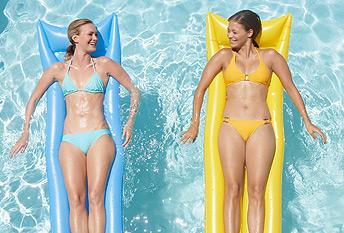 как похудеть плавая в бассейне упражнения