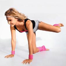 Упражнения от Джейн Фонды