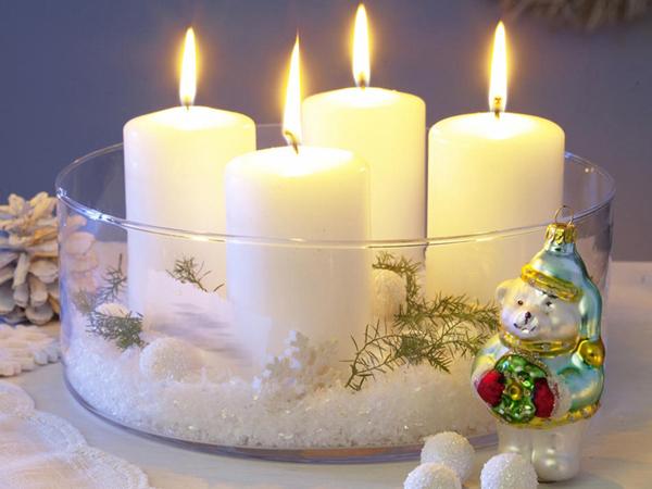 новогоднее украшение дома, новогоднее ассорти