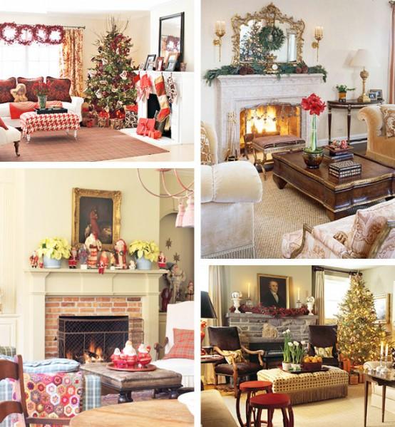 Decoración de Navidad en casa