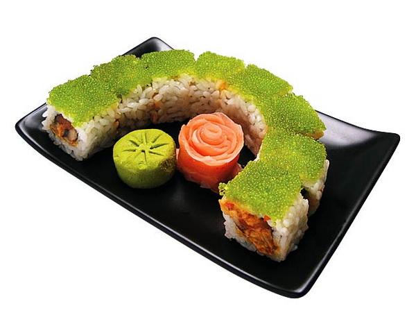 худеют ли от суши