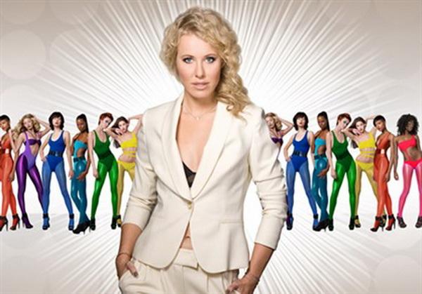 Шоу - Топ-модель по-русски - и 17 участниц