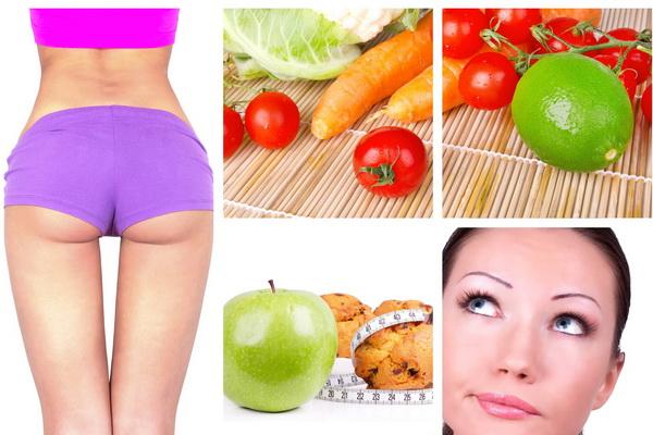 Похудеть на овощах за неделю отзывы
