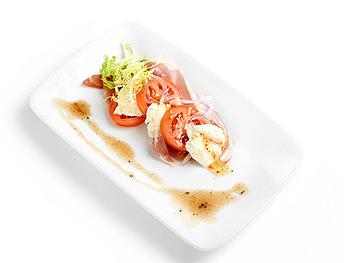 Заправка для салата с чесноком