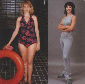 Как Наташа похудела на 7 килограмм?