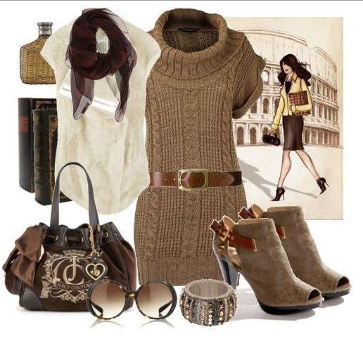 Нашествие моды осень зима 2009 2010