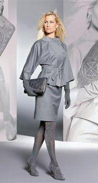 Деловой костюм женский