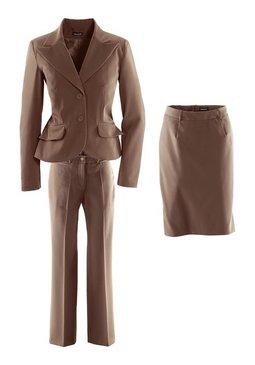 Юбка брюки деловой костюм