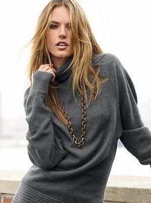 Своими руками свитер женский