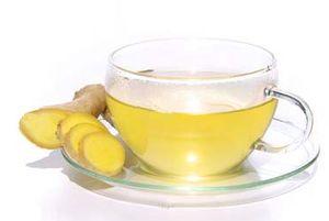 Имбирь для похудения (чай)