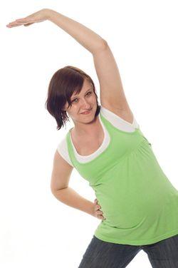 Ходьба во время беременности