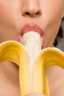 Сексуальный банан фото