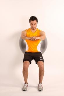 Фитбол Упражнения в картинках