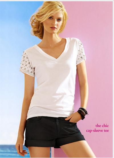 Модные женские топы - photo#20