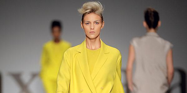 тренд лета - желтый цвет