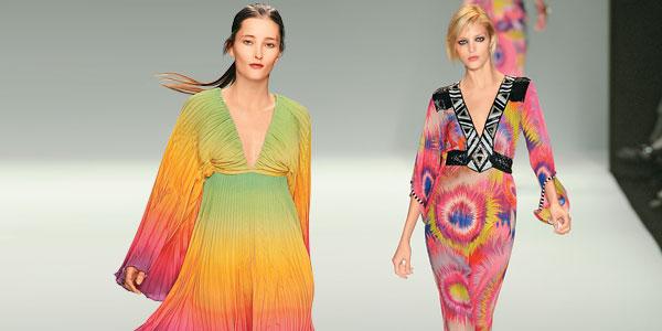модные тренды лето 2009