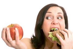 еда похудение